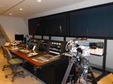 音響映像調整室
