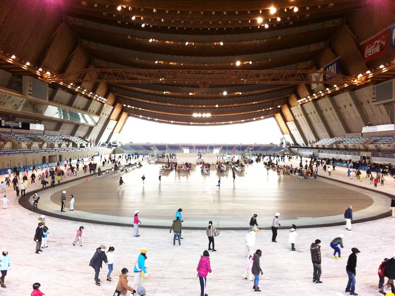 Nagano Olympic Memorial Arena M Wave